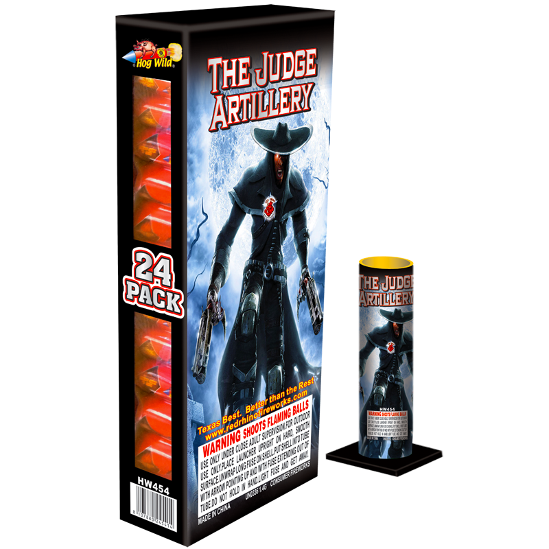 The Judge Artillery
