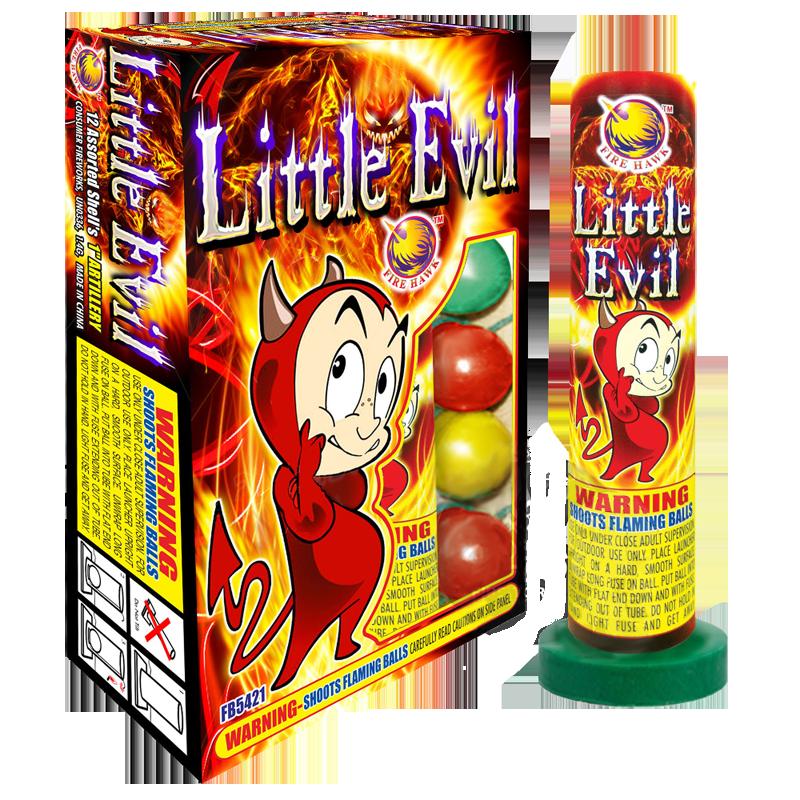 Little Evil Artillery